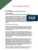 Chá verde e branco, benefícios e diferenças - Jocelem Mastrodi Salgado