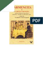 Carpinell Eladia M Vda De - Carmencita O La Buena Cocinera.doc