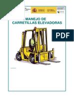 Manual Carretilla Elevadora
