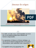 Cáncer Pulmonar de origen laboral.pptx