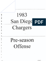1983 Chargers-Offense