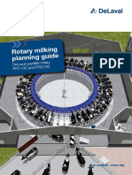 Rotary Milking Planning Guide
