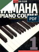 Varios - Curso de Piano Yamaha 01