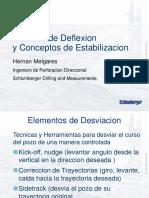 Metodos de Deflexion y Estabilizacion