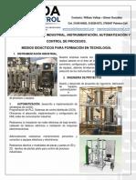 Presentacion Empresa Didacontrol