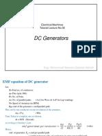 Tutorial 02 (DC Generators)