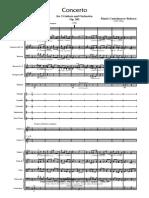 Concerto Para 2 Violoes e Orquestra (TEDESCO)