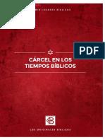 Carcel en Los Tiempos Biblicos