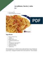 Espaguetis con plátano, bacón y salsa suave de curry.pdf
