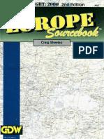 Eastern Europe Sourcebook