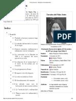 Teresa de Lisieux - Wikipedia, La Enciclopedia Libre