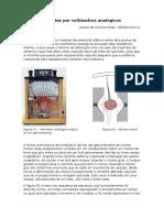 Medidas Por Voltímetros Analógicos - Seminário Instrumentação Eletrônica