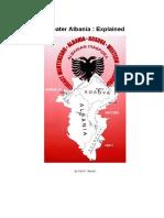 Carl K. Savich-Greater Albania