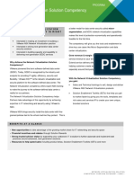 VMware Network Virtualization Competency Datasheet En
