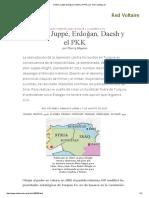 Clinton, Juppé, Erdoğan, Daesh y El PKK, Por Thierry Meyssan