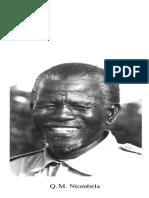 Qumbu Magqubu Ntombela