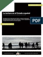 Informe 2014 sobre la Tortura en el Estado Español