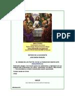 Síntesis de La Eucaristía