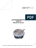 agitador magnetico
