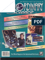Extraordinary Science Volume VI Issue 4 Oct Nov Dec 1994