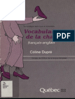 Chaussure Dictinary French_1982