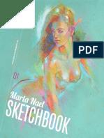 Marta Nael - Sketchbook 253a4ff6e435