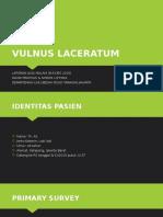 Vulnus Laceratum