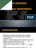 Presentasi Statistika Dasar