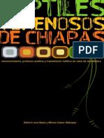 Reptiles Venenosos de Chiapas