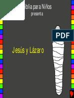 Jesus and Lazarus Spanish.pdf