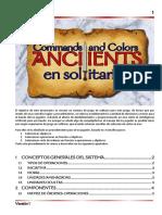 Reglas C&C Ancients en Solitario