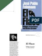 Jose Pablo Feinmann - El Flaco