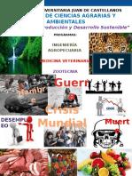 Presentación Programas de La Fcaa II-2015