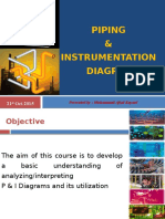 P & ID Presentation