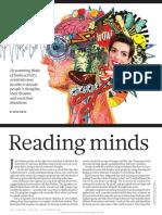 Reading the Mind, Nature Magazine