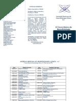 Curso de Nuerofisiologia Clinca 2016