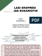 8-Regulasi Ekspresi Gen Pada Eukariotik