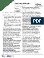 Fact Sheet Pertussis IMAC