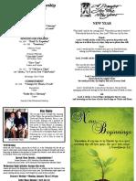 1-3-2015 - Bulletin