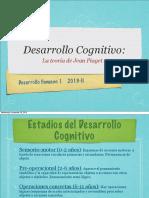 Clase 9 Desarrollo Cognitivo III