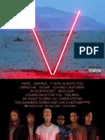 Digital Booklet - V (Deluxe)