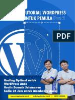 Niagahoster Tutorial Wordpress Untuk Pemula Part2