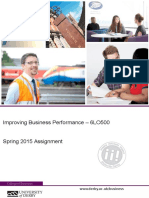 6LO500 Module Assessment 2014-15 Spring (2) improving business performance.doc