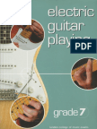 RGT-LCM Electric Guitar Playing - Grade 7