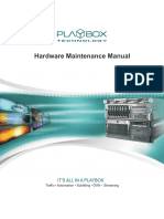 Playbox Manual