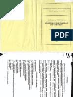 Chachkova S.a., Tcheltsova T.N. Grammaire Du Français en Tableaux