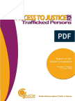 ACCESS TO JUSTICE FOR TRAFFICKED PERSONS