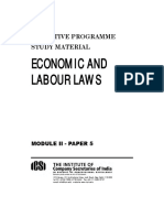 Economic and Labour Laws