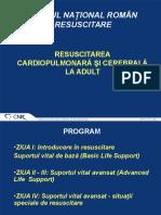 Curs resuscitatea cardio-vasculara la adult