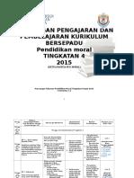 RPT PENDIDIKAN MORAL-Ting-4 TAHUN 2015.doc